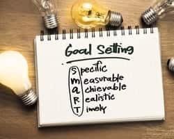 「理想」(目標)を明確にするところから、仕事の質向上が図れるのだという真実