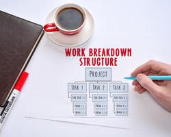 プロジェクトに不可欠なふたつの図とは? 体制図・WBSの作り方とその意義