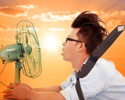 夏本番!酷暑でも生産性をキープするコツとは?