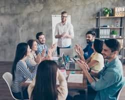 ウィークリーミーティングを、意義のある時間にするための仕組み