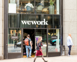 コラボレーションワークは実現する? 話題のシェアオフィス、WeWorkをスポット利用して感じたこと