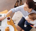 育児と仕事の両立に悩まない。育休中のトライアルワーク