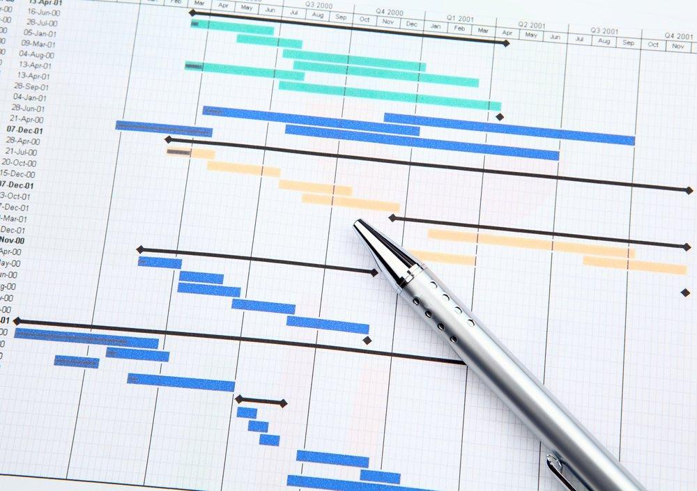 エクセル 工程 表 工事工程表 Excel版