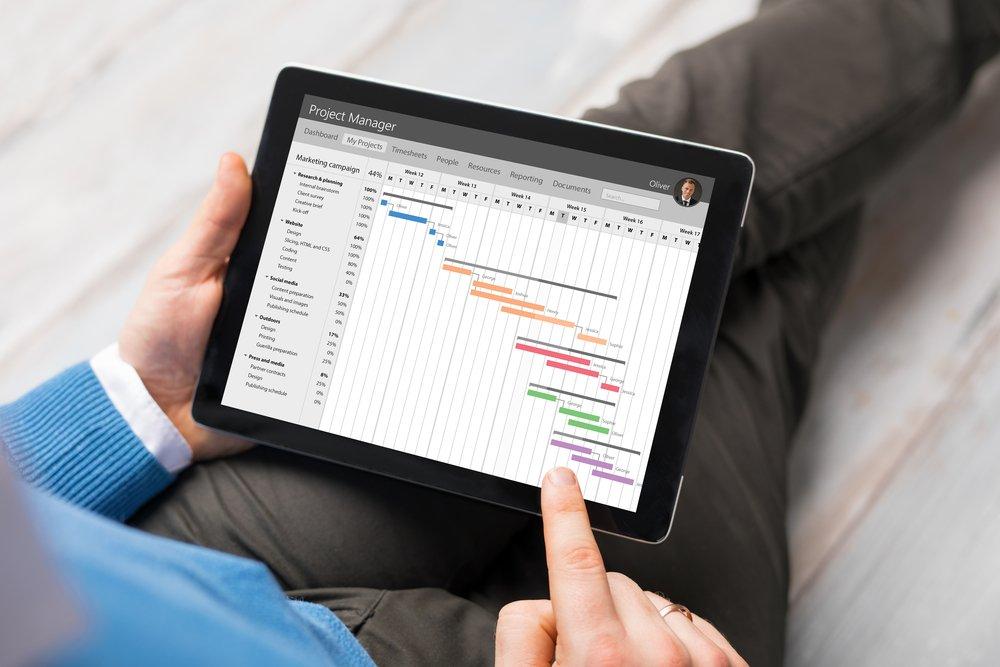 プロジェクト管理の基本とは? エクセルで活用できる工程表6選