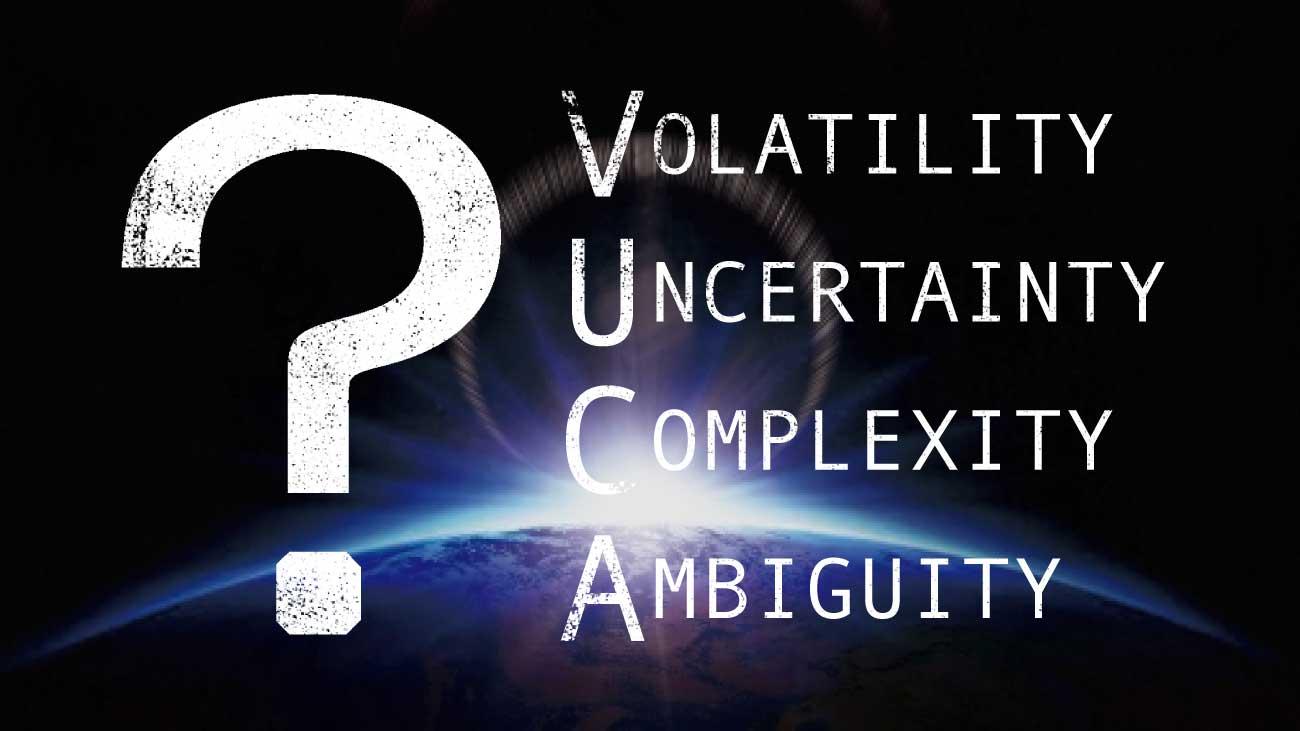 予測不可能なVUCAワールドでビジネスを成功に導くリーダーシップとは