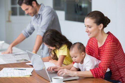 働くママのための、育児の家庭内チームビルディング