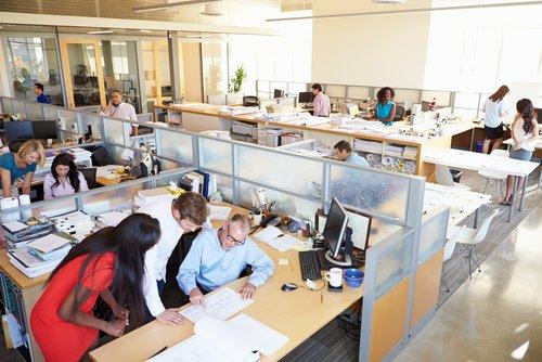 もし良いオフィス環境作りが出来ているのならば、生産性も向上するのか?