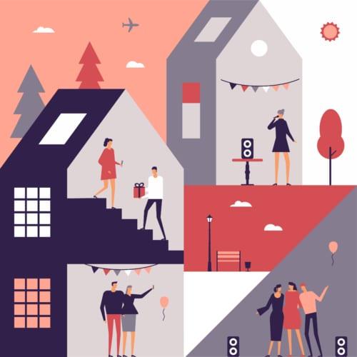 多拠点居住は、 21世紀の新しいライフスタイルだと思う