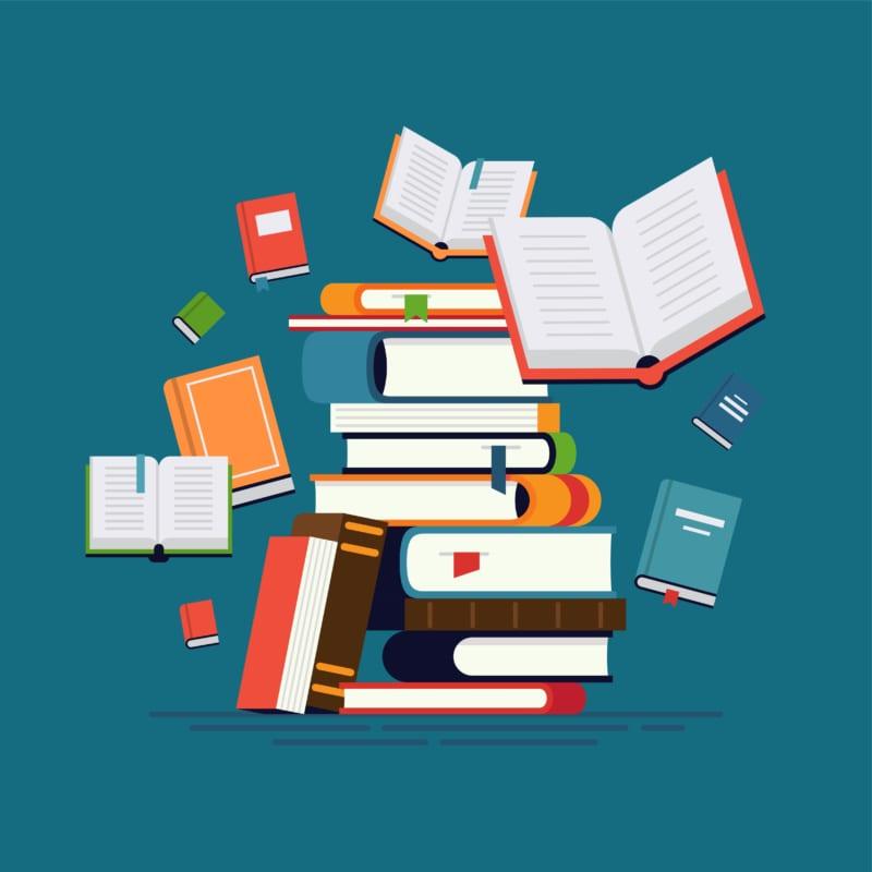 ペーパーレスの時代の今こそ、本を読もう