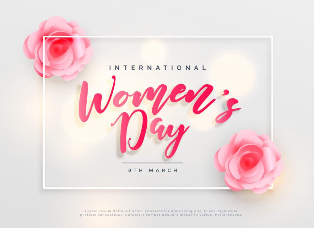 国際女性デーで考えた女性の生き方〜日本の女性は自分に自信がない?